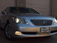 This Lexus LS 460 is an excellent value for the money