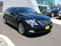 Check out this gently-used 2007 Lexus LS 460 we