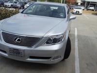 We are excited to offer this 2007 Lexus LS 460. Your