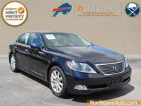 Your search is over! Come test drive this 2007 Lexus LS