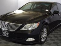 Hard to Find LS460L! Advanced Parking Guidance System,