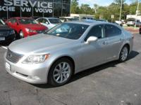2007 Lexus LS 460 Luxury Our Location is: Auto Haus -