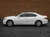 2007 LEXUS LS 460 RWD Sedan (4 Door) Our Location is: