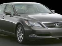 2007 Lexus LS 460 Sedan For Sale.Features:Traction