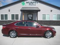 1 owner, 2007 Lexus LS460 with only 96,100 miles!!!