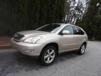 We are excited to offer this 2007 Lexus RX 350. When