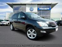 RX 350 trim. $1,000 below Kelley Blue Book! Heated