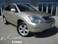 *This Lexus RX 350 AWD Luxury Value Edition w/