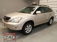 Options:  2007 Lexus Rx 350 Awd 4Dr|4-Wheel Abs|4-Wheel