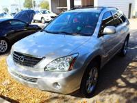 **CLEAN CARFAX** and **LOCAL TRADE**. RX 400h, 4D Sport