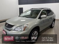 New Price! **MOONROOF / SUNROOF**, **LEATHER**, **NO