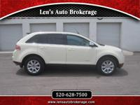 Options:  2007 Lincoln Mkx Well Cared For Lincoln Mkx