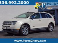 Parks Chevrolet Kernersville! This vehicle has a NO