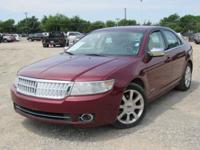 Heated Leather Seats, Multi-CD Changer, Dual Zone A/C,