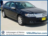 Our Clean CarFax 2007 Lincoln MKZ AWD is a distinctly a