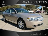 This is a very clean 2007 Lincoln MKZ that was traded