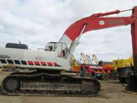 2007 Link-Belt Excavators (LBX) 460LX 2007 Link-Belt