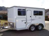 Extremly beautiful, almost perfect condition trailer,