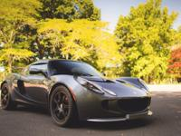 2007 Lotus Exige S with 27k miles.  It was originally