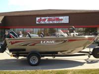 2007 Lowe FM175S Fishing Machine 2007 Lowe 175 FM