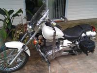2007 Suzuki Boulevard LS650. I am the second owner.