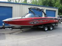 You are taking a look at a 2007 Malibu Wakesetter LSV