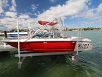 2007 Mastercraft X-30 Powered by a Vortec 6000 VVT (400