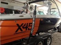 Boat Type: Power What Type: Wake Board Boat Year: 2007
