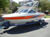 This 2007 Maxum 1800 SR3 will delight water enthusiasts