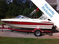 This enjoyable and roomy bowrider will be a hit with