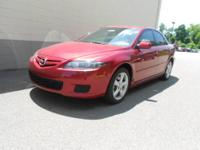 2007 Mazda 6! Ride around this summer in this