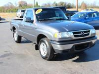 This 2007 Mazda B2300 in Silver Metallic features.