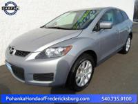 2007 Mazda CX-7 Grand Touring***** 4-Wheel Disc Brakes,