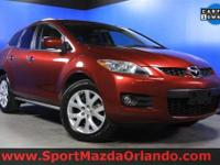 !!! 2007 Mazda CX-7 Sport PRICED to MOVE - WAS $8374 -