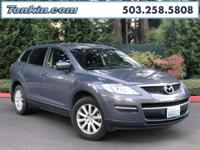 WOW!!! Check out this. 2007 Mazda CX-9 Sport Galaxy