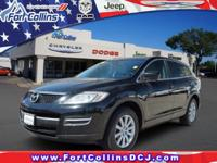 AWD. 2007 Mazda CX-9 Touring 3.5L V6 DOHC 24V AWD Our