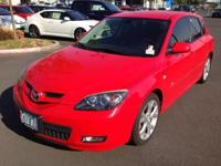 2007 Mazda Mazda3 4dr Car s Grand Touring Our Location