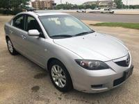 ONE OWNER ACCIDENT FREE GREAT CONDITION 2007 MAZDA