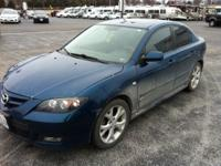 SUNROOF/ MOONROOF and ALLOY WHEELS. Mazda3 s Touring