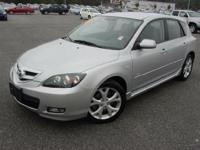 Description 2007 mazda MAZDA3 Make: MAZDA Model: