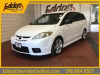 This 2007 Mazda Mazda5 Sport is proudly offered by