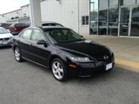 2007 Mazda Mazda6 4dr Car s Touring Our Location is: