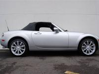 This2007MazdaMX-5 is a Bud Clary Certified Pre-Owned