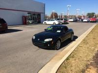 Check out this gently-used 2007 Mazda MX-5 Miata we