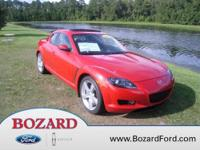2007 RX-8 with the 6 speed manual transmission and