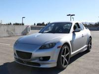 Options:  2007 Mazda Rx-8 Sport 4Dr Coupe (1.3L 2Rtr