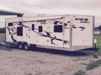 2008 McKenzie Dune Seeker M-260FQB. This camper is not