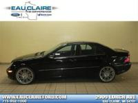 2007 MERCEDES-BENZ C-CLASS SPORT 7 SPEED AUTOMATIC