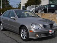 2007 Mercedes-Benz C-Class 4dr Car 3.0 L Luxury. Our