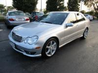 Description 2007 MERCEDES-BENZ C-Class Make: